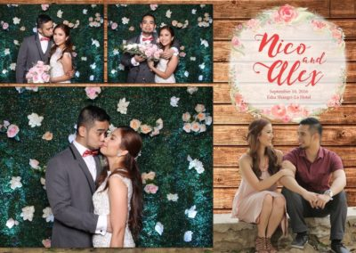 Pose And Print Photobooth Template - 3 shots